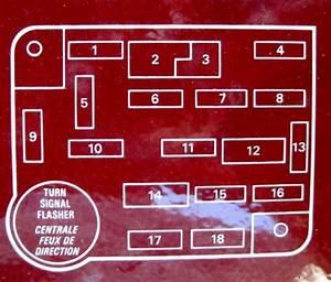 91 F250 Fuse Map