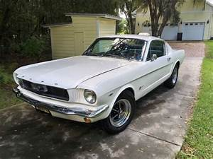 1966 Mustang GT Fastback for sale - Ford Mustang Fastback 1966 for sale in Lithia, Florida ...