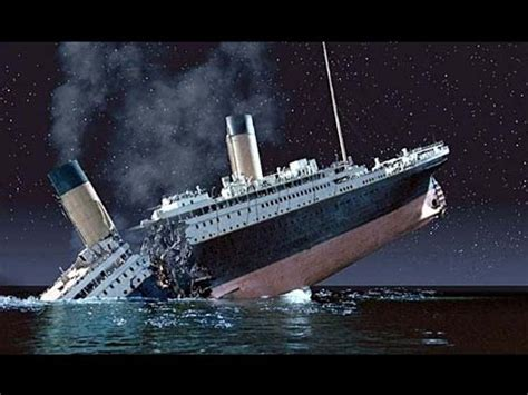 Titanic Boat Scene Pic by 10 Captivating Facts About The Titanic Sinking Youtube