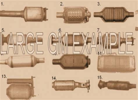 Scrap Catalytic Converter Buying And Selling Guide     LDP