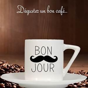 Tasse à Café Originale : tasse caf originale pour dire bonjour le matin petit cadeau caf ~ Teatrodelosmanantiales.com Idées de Décoration