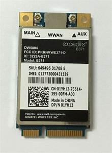 Dell Original Wireless Dw5804 4g Lte  Wwan Mobile Broadband