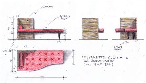 divanetto cucina divani e divanetti studio di architettura mannelli