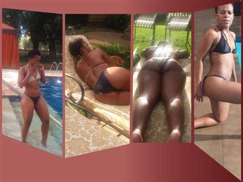 Zodwa Wabantu Uncensored Nude