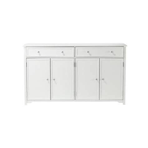 White Buffets And Sideboards by Home Decorators Collection Oxford White Buffet 0829500410