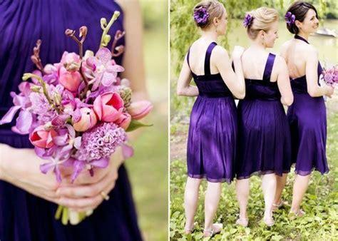 Best Purple Wedding Color Combos