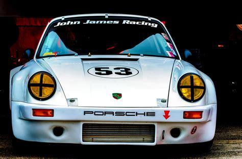 John James Racing Porsche [oc] (4928x3264) Via Classy Bro