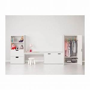 Sitzbank Mit Aufbewahrung Ikea : stuva aufbewahrung mit bank wei wei ikea baby zimmer pinterest kinderzimmer ikea ~ Markanthonyermac.com Haus und Dekorationen