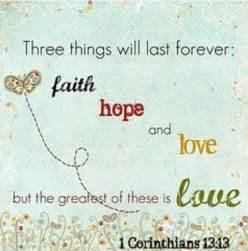 Bible Verses Love 1 Corinthians 13