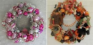 Ideas de coronas navideñas para decorar