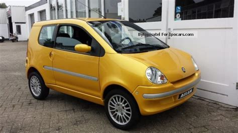 aixam  gold moped car diesel km  microcar