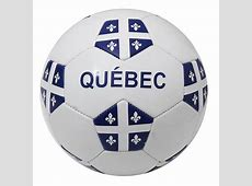 Soccer Ball>Quebec #5 Sport Reppa Flags and Souvenirs