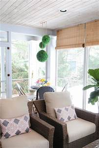 40, Best, Screened, Porch, Design, And, Decorating, Ideas, On, Budget, 41