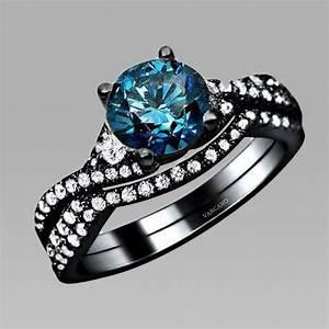 pinterest o the worlds catalog of ideas With vancaro black wedding ring set