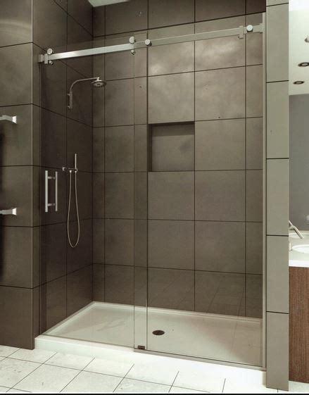 frameless sliding shower door framed vs semi frameless vs frameless shower doors