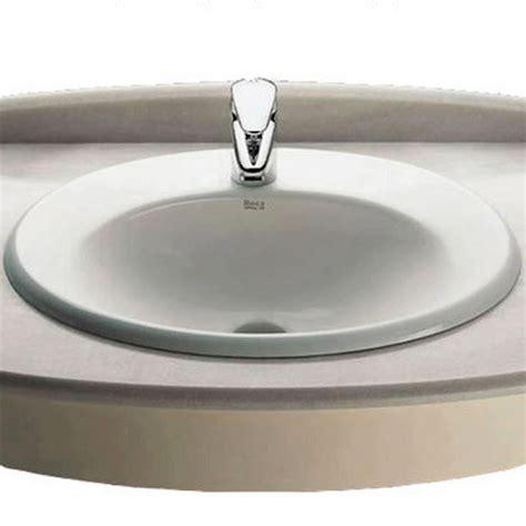 Roca Java Inset Bathroom Basin  Uk Bathrooms