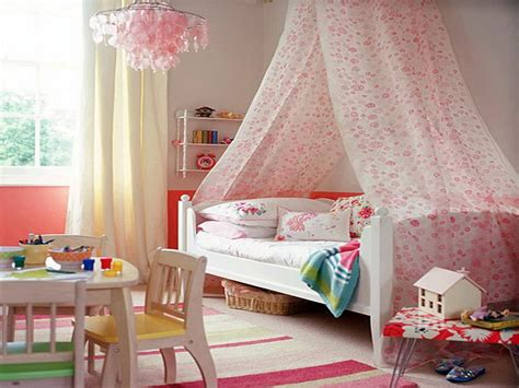Bedroom  Cute Little Girl Room Decorating Ideas Girl Room