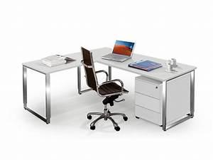 Schreibtisch Höhenverstellbar Weiß : schreibtisch h henverstellbar wei mit rollcontainer ~ Markanthonyermac.com Haus und Dekorationen