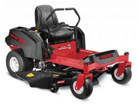 troy bilt    turn mower review  turn mower