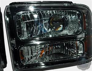 2005 Ford F250 Superduty Hid Projector Headlight