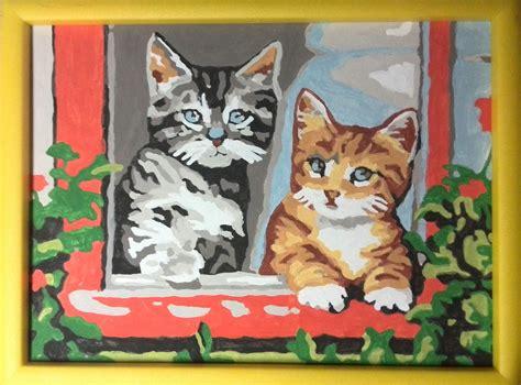 gemaelde drawings malen nach zahlen painting