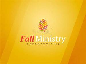 Fall Ministry Opportunities Sermon Powerpoint