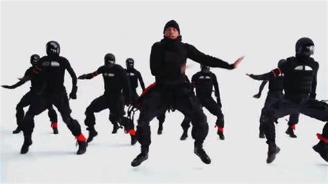 Dancing Chris Brown Animated Gif