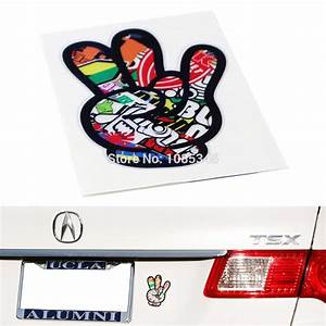 popular jdm hand sticker buy cheap jdm hand sticker lots With kitchen cabinets lowes with how s my driving bumper sticker