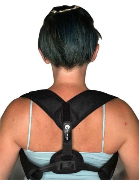 Posture Corrector Clavicle Support Back Straight Shoulders ...