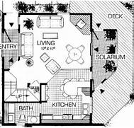 Space Efficient Home Designs by Pool House Plans