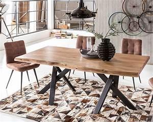 Esstisch Massivholz Rustikal : sit tops tables esstisch poseidon bei ~ Markanthonyermac.com Haus und Dekorationen