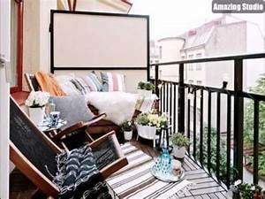 schone balkonmobel balkon balkon gestalten balkon ideen With balkon ideen lichterkette
