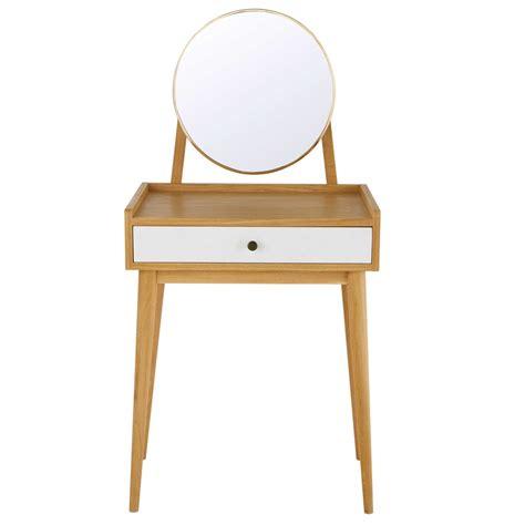 coiffeuse maison du monde great coiffeuse tiroir meubles recyclables with meuble
