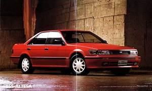 89 U201392 Nissan Stanza And Bluebird  U12