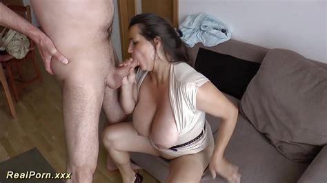 massive boob german gives hot titjob porntube