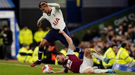 Alli penalty earns Spurs 1-1 draw at Burnley