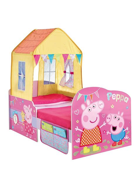 Peppa Pig Startime Toddler Bed Verycouk