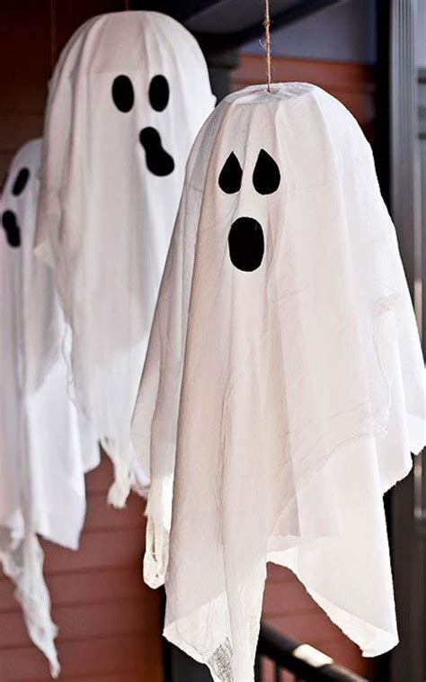 halloween ghost decoration ideas feed inspiration