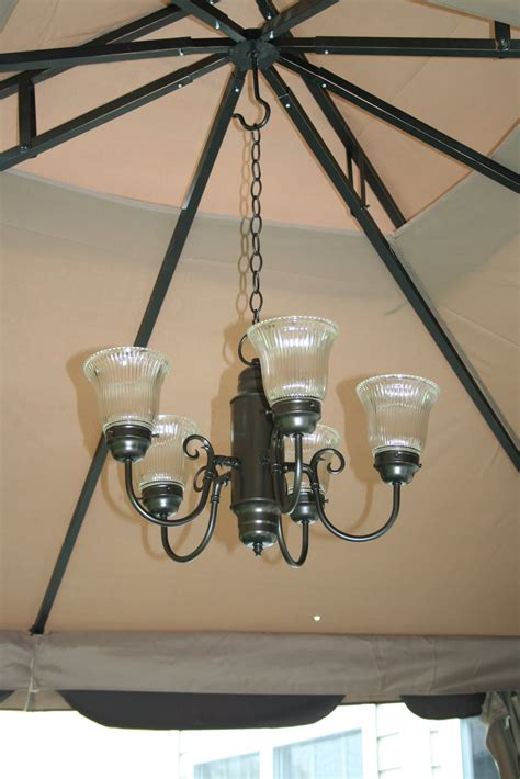 goosie and boomer bowtique candle chandelier for our gazebo
