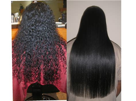Japanese Hair Straightening Products