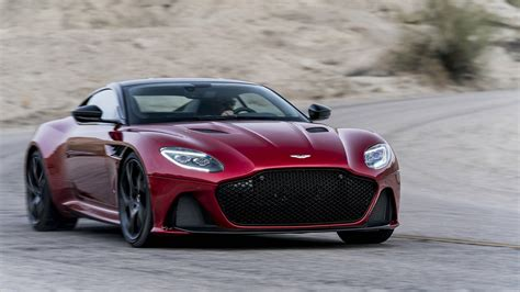 Go Configure The 2019 Aston Martin Dbs Superleggera Of