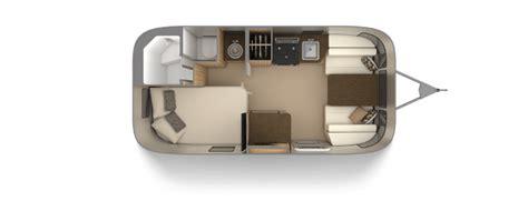 floor plans flying cloud travel trailers airstream