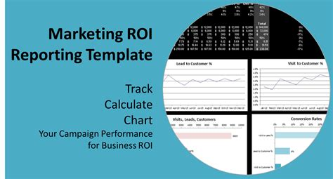 facebook monthlyketing reporting template