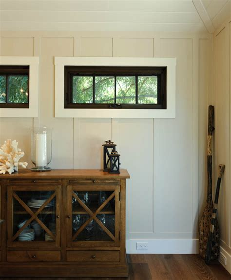 types  wood paneling     interiors