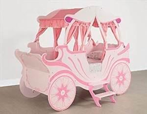 Lit Princesse 90x190 : lit carrosse petit prix ~ Teatrodelosmanantiales.com Idées de Décoration