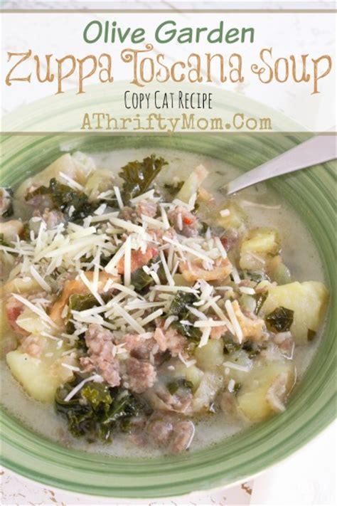 Olive Garden Kale Soup Recipe by Recipe For Olive Garden Zuppa Toscana Soup Copycatrecipe