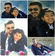 Actor Vijay Daughter Divya Saasha Photo 71516 | PIXHD