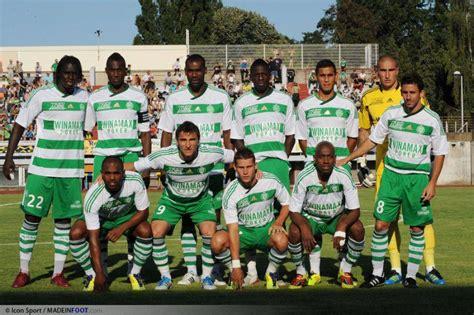 equipe de st etienne photos foot equipe etienne 15 07 2011 etienne chateauroux match amical