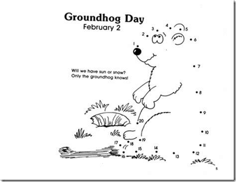 preschool alphabet groundhogs day fun