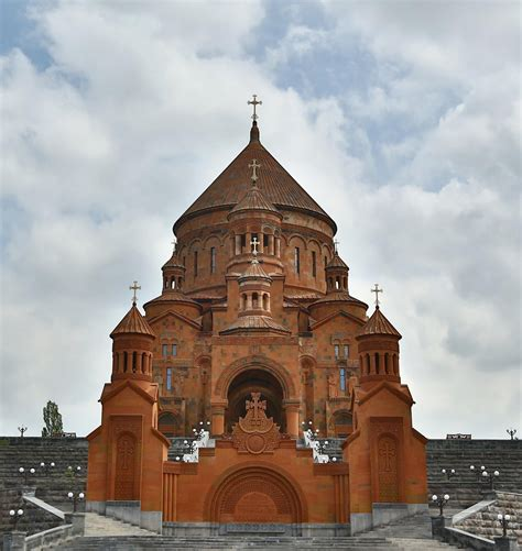 New Church Opened In Abovian Peopleofar